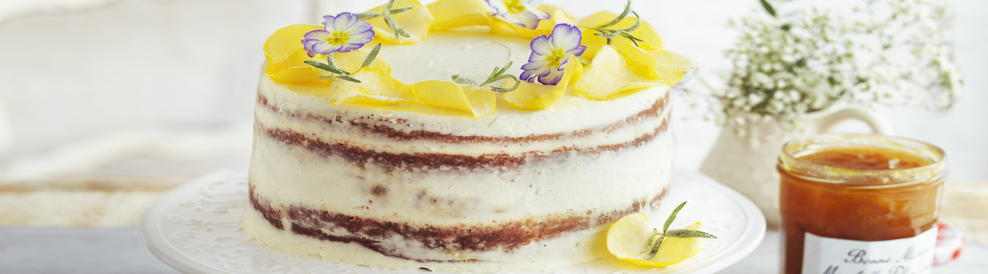 Delightful Spring Baking with Bonne Maman
