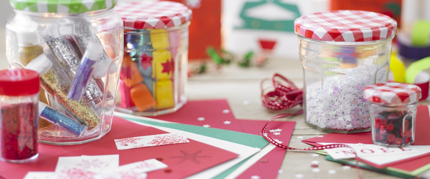 Christmas Crafts with Bonne Maman