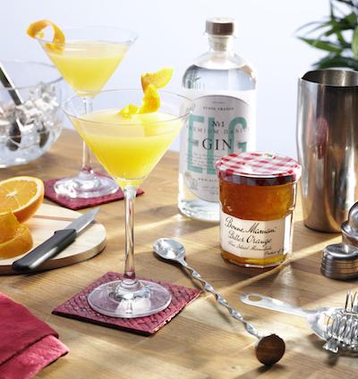 Gin-tastic Bonne Maman Cocktails - Bonne Maman