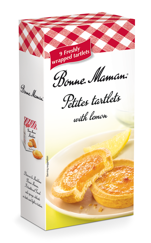 Petites Tartlets with Lemon