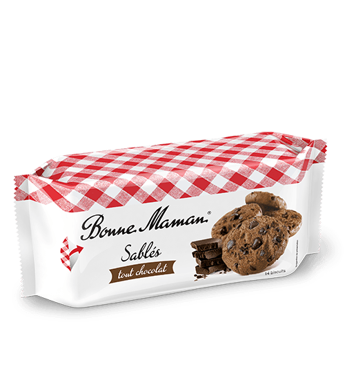 Chocolate Biscuits Bonne Maman