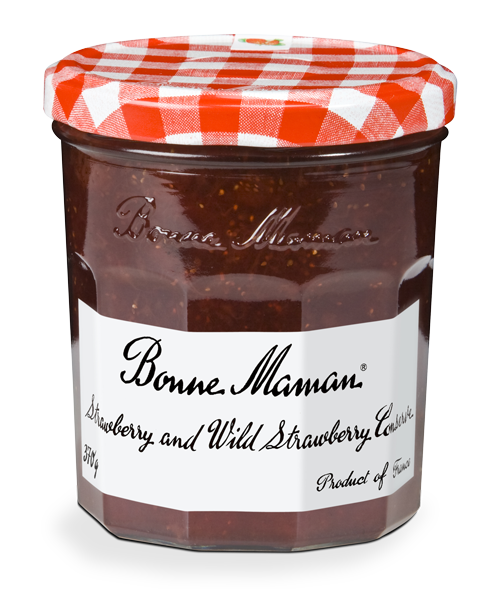 Strawberry & Wild Strawberry Conserve