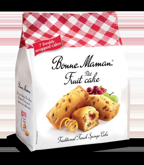 Bonne Maman Cake Aux Fruits