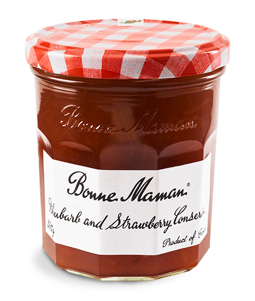 Rhubarb & Strawberry Conserve