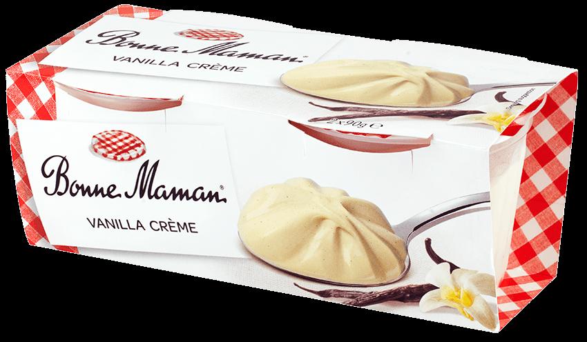 Vanilla Creme Bonne Maman