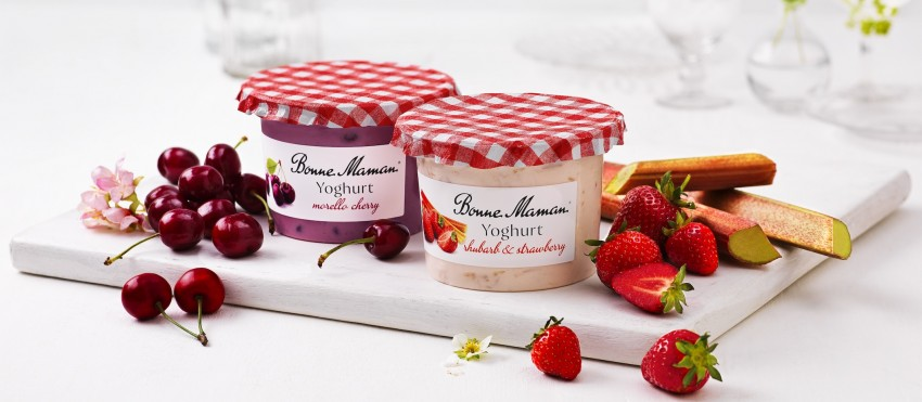 Introducing The New Fruit Yoghurts
