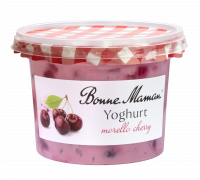 Morello Cherry Yoghurt